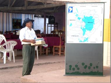 Muestra Fotográfica Itinerante:  Panatanal Boliviano, fuente de vida y desarrollo