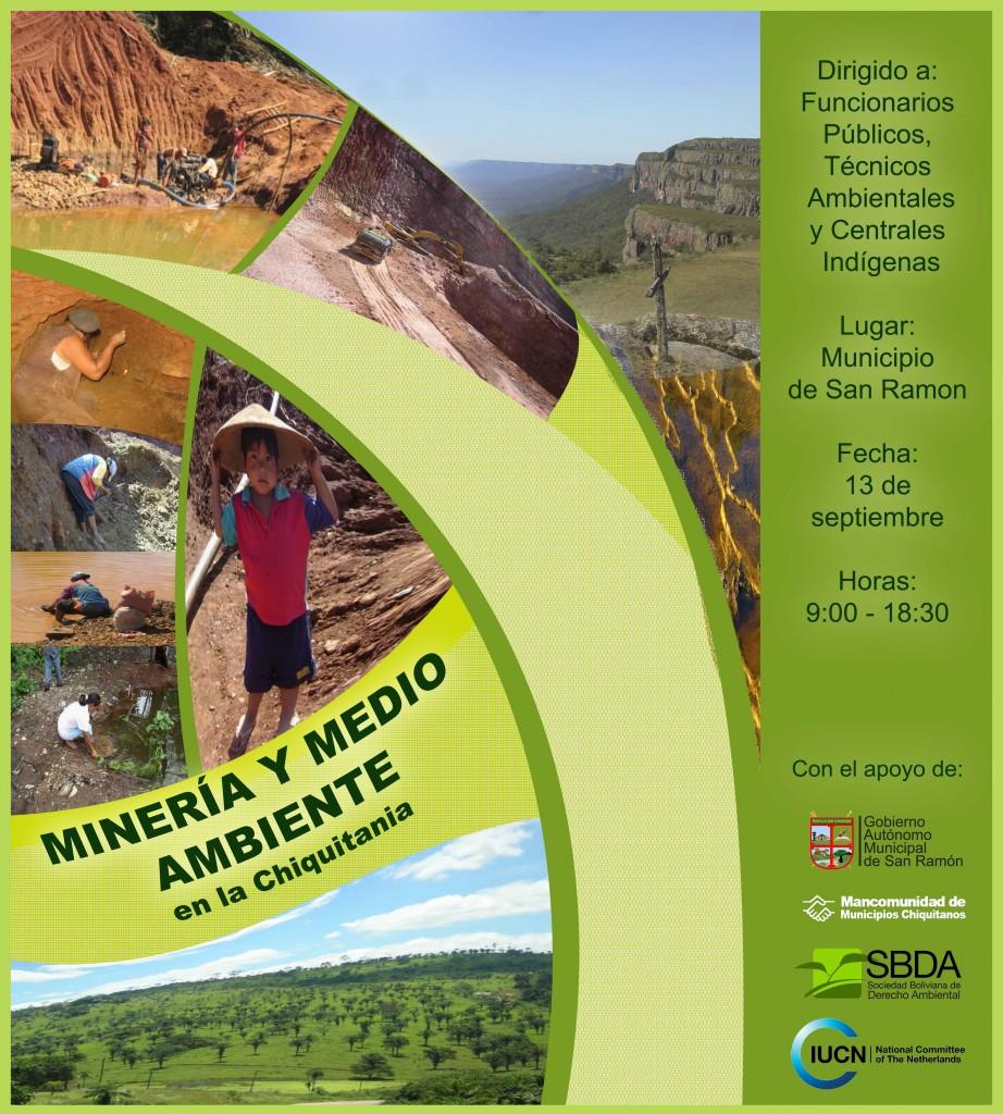 Minería y Medio Ambiente en la Chiquitanía