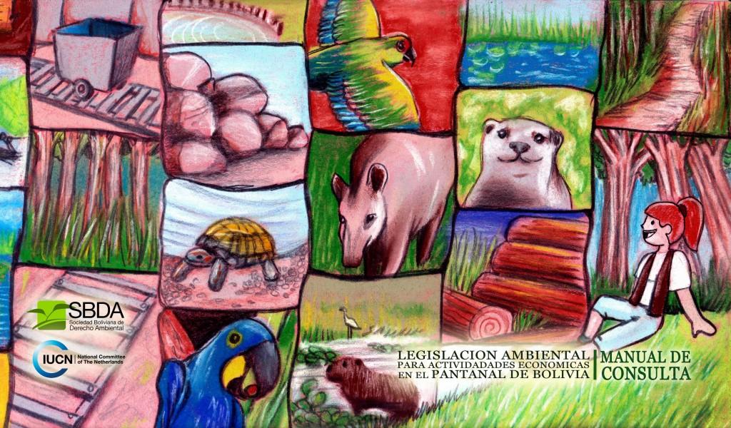 Manual sobre Legislación Ambiental en el Pantanal de Bolivia