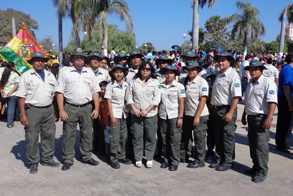 16 años de creación del AP Pantanal de Otuquis
