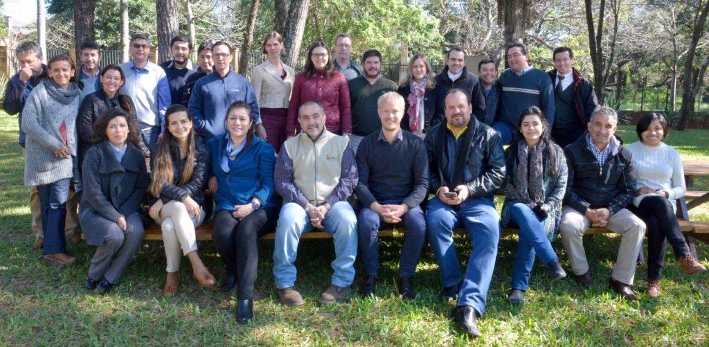 SBDA participa en la reunión de socios del Programa PaCha,