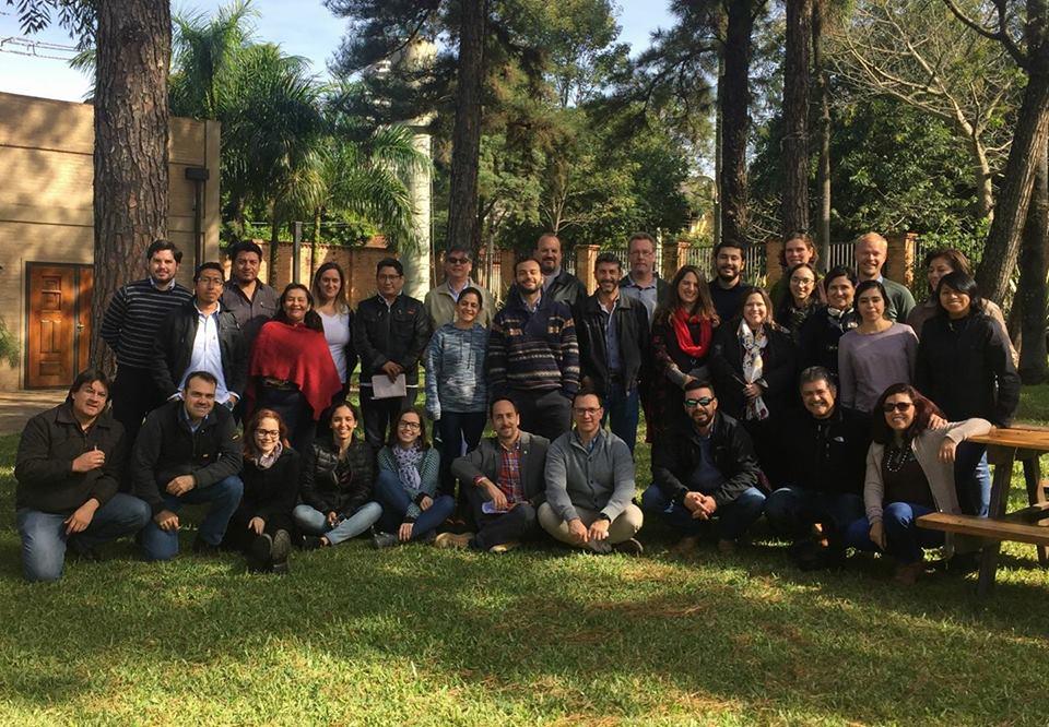 Reunión 2018 Proyecto Pantanal Chaco (PaCha)