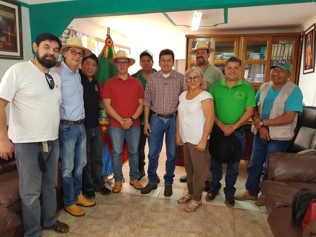 Municipio de San Matías hacia la construcción de una Política de Buenas Prácticas de Ganaderas.
